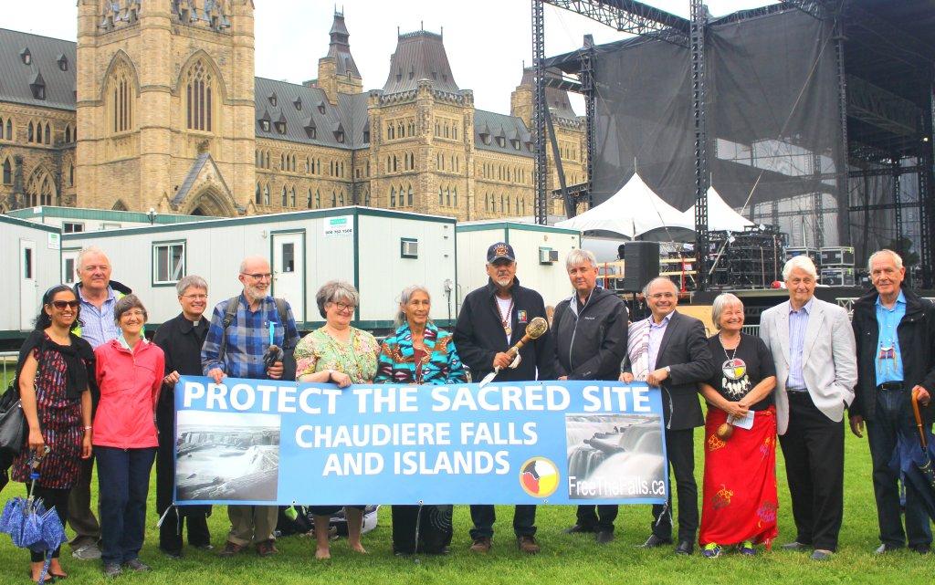 Indigenous & Faith Leaders at Faith Is Peace 2017