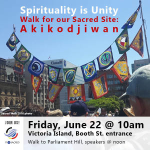 Spirituality is Unity Walk - Profile Pic 2
