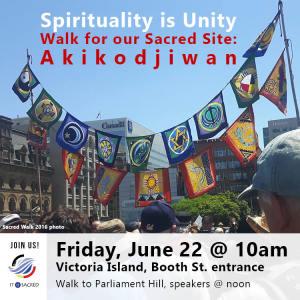 Spirituality is Unity Walk - Profile Pic 2